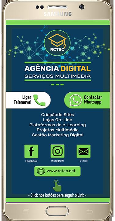 Portfolio Cartão Digital - RCTEC